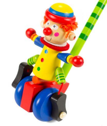 Wooden Push Toys