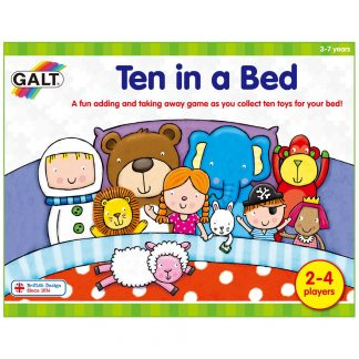 Ten in a Bed
