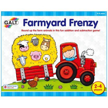 Farmyard Frenzy