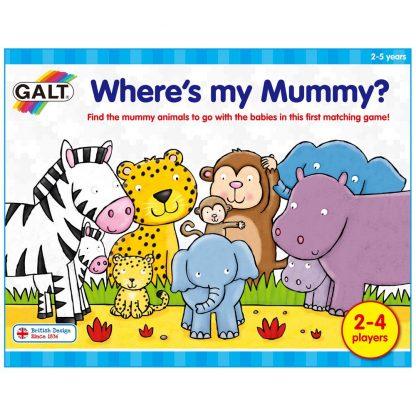 Wheres my Mummy?