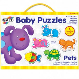 Baby Puzzles - Pets