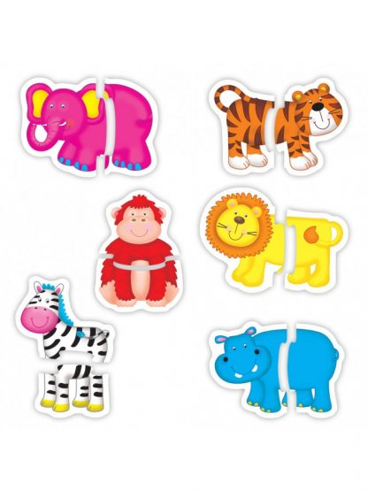 Baby Puzzles - Jungle