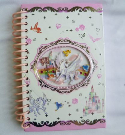 Unicorn note Book