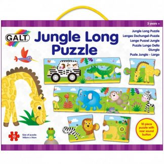 Jungle Long Puzzle