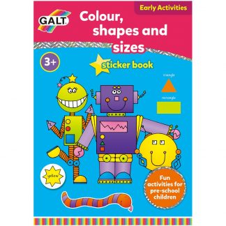Colour, Shapes and Sizes