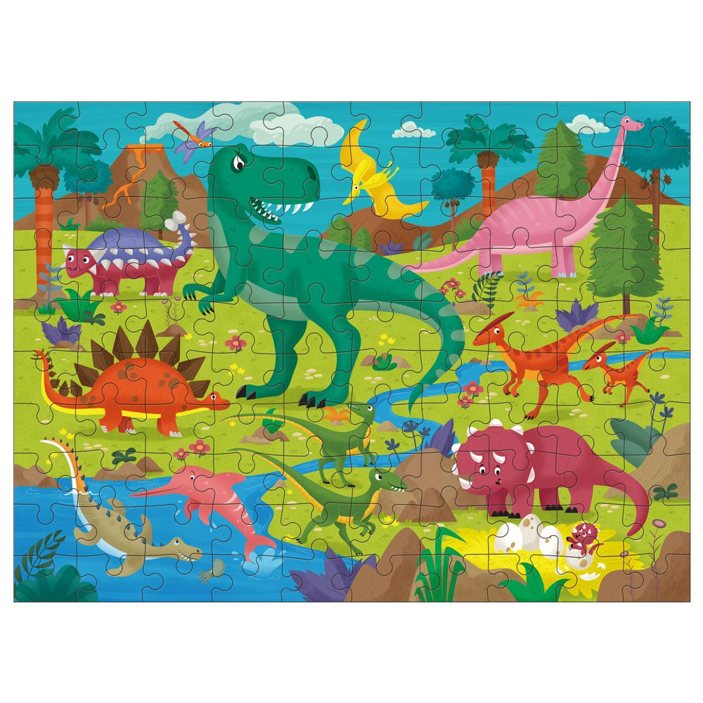 100 piece puzzle dinosaur for 100 piece floor puzzles