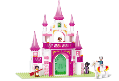 Girls Dream Castle