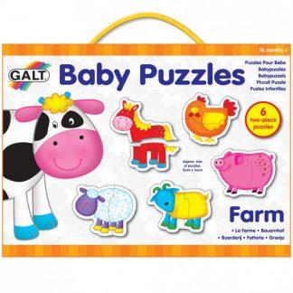 Baby Puzzles - Farm