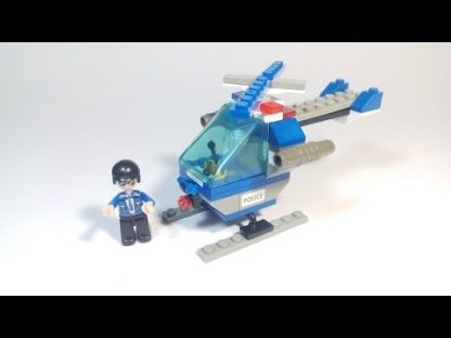 Special Police Helicopter