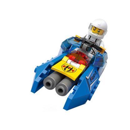 R-15 Space Patrol Craft