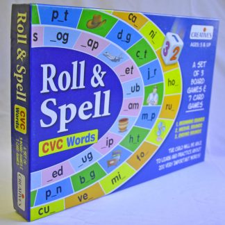 roll-and-spell