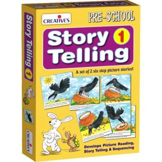 Storytelling 1 - Step by Step