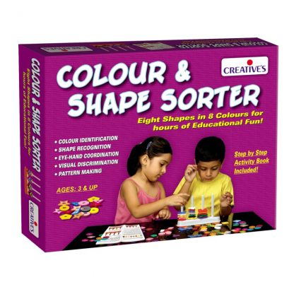 Colour and Shape Sorter